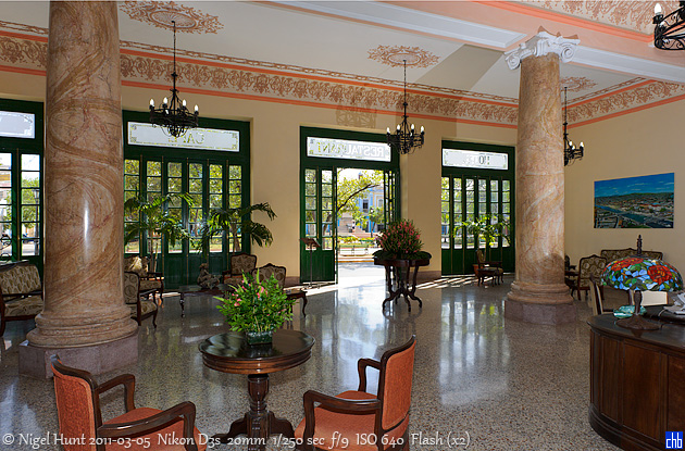 Hotelmatanzas on Eclectic Neoclassical Architecture